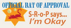 Smashed Rat of Approval